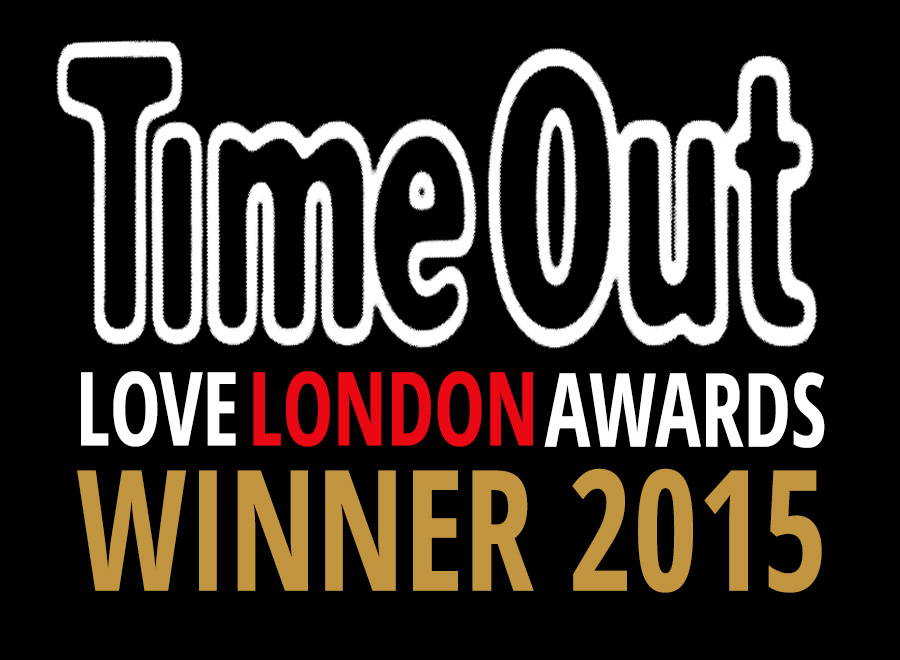 TimeOut Winner 2015