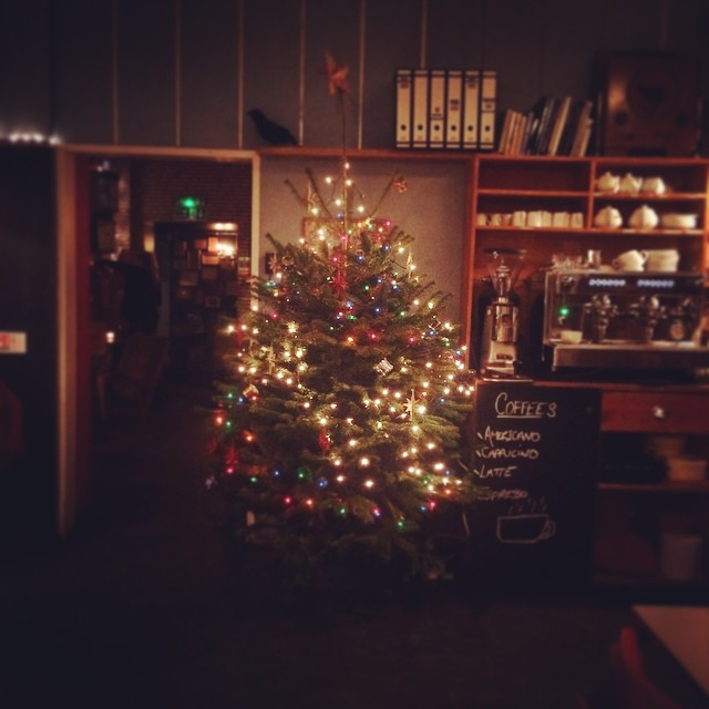 It's beginning to look a lot like Christmas! ??
