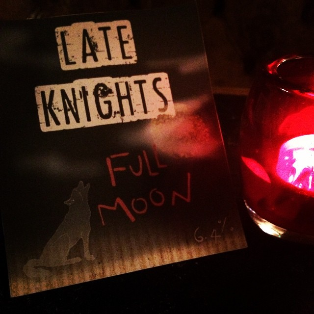Coming soon.. It's dark and spicy and perfect for Halloween season ? @Late_Knights